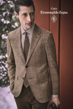 Italian Custom Made Tailored Suits